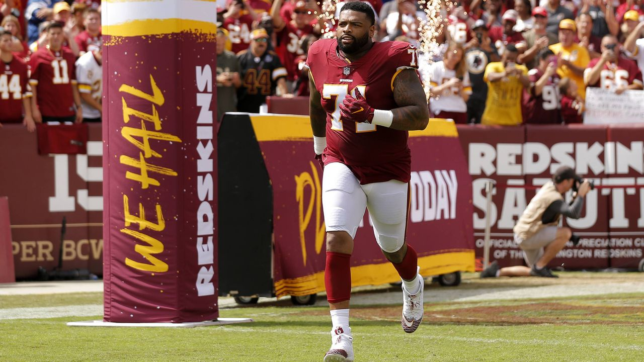 Washington Redskins: Trent Williams (Left Tackle) - Bildquelle: imago/Icon SMI