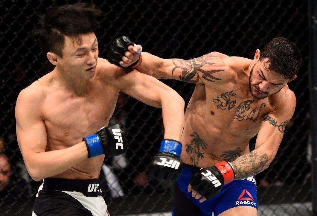 Doo Ho Choi – der Killer mit dem Milchgesicht - Bildquelle: Getty Images