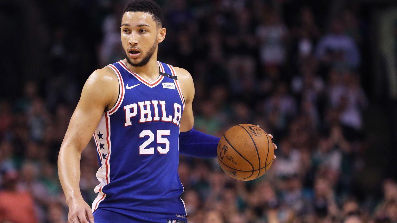Ben Simmons (Philadelphia 76ers) - Bildquelle: 2018 Getty Images