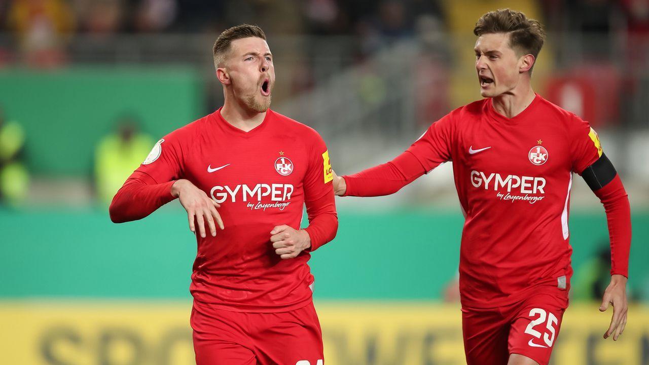 10. 1. FC Kaiserslautern - Bildquelle: 2020 Getty Images