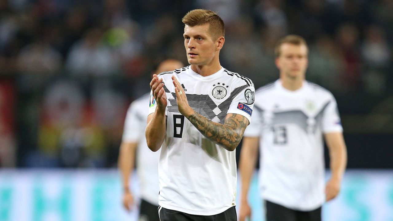 Mittelfeld: Toni Kroos - Bildquelle: imago