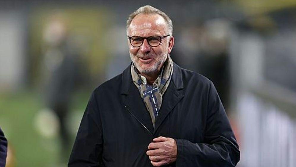 """Rummenigge ist überzeugt von Idee der """"Week of Football"""" - Bildquelle: FIROFIROSID"""