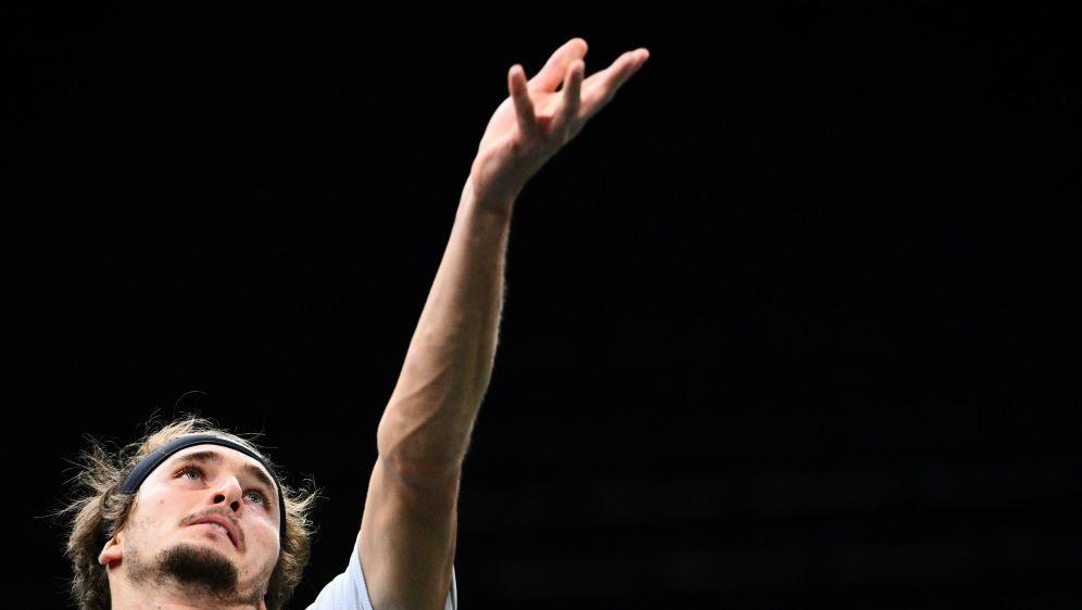 Zverev geht als Wett-Außenseiter in die ATP Finals - Bildquelle: AFPSIDANNE-CHRISTINE POUJOULAT