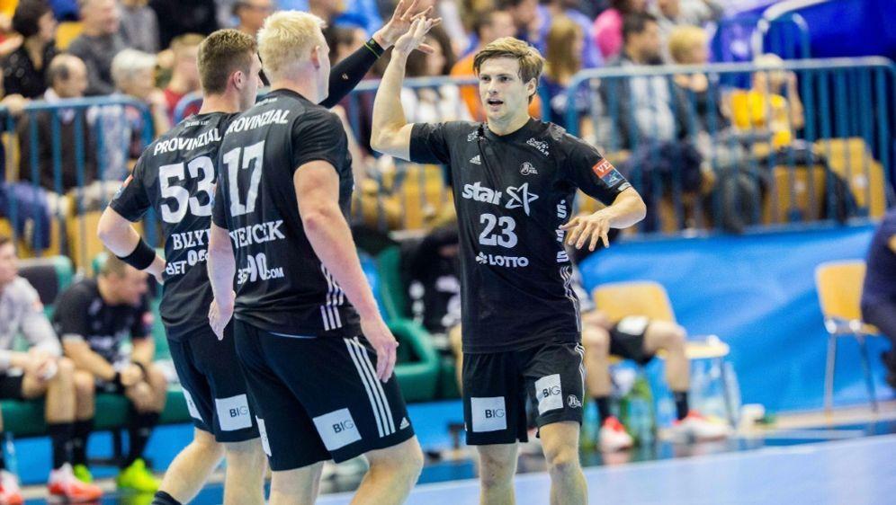 Hannover Kiel Handball