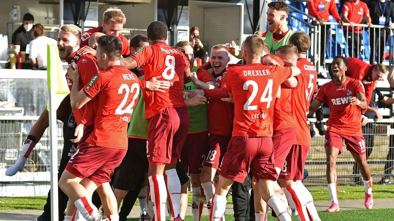 Platz 11: 1. FC Köln (6,05 Millionen Euro) - Bildquelle: imago images/Nordphoto