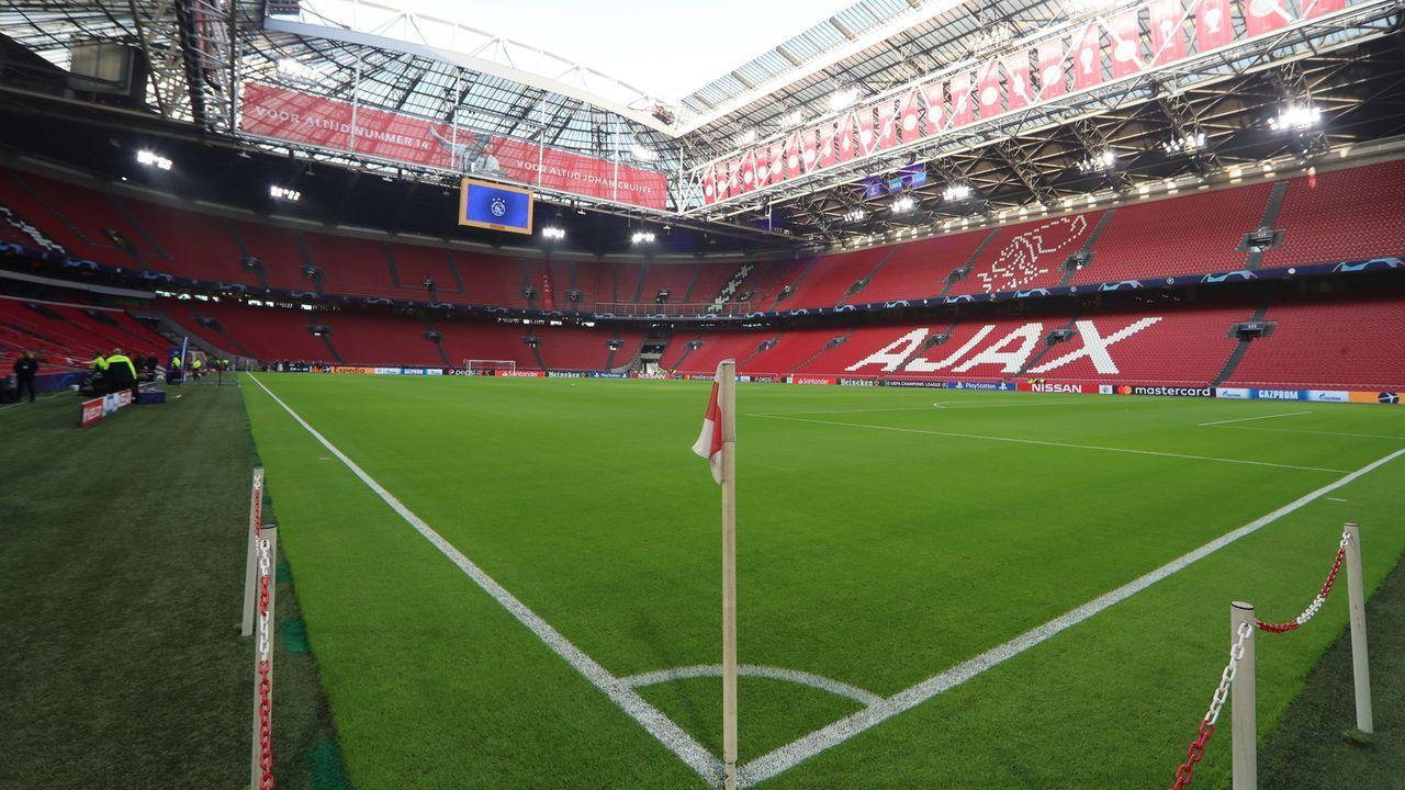 Amsterdam - Johann-Cruyff-Arena - Bildquelle: imago images/Sportimage