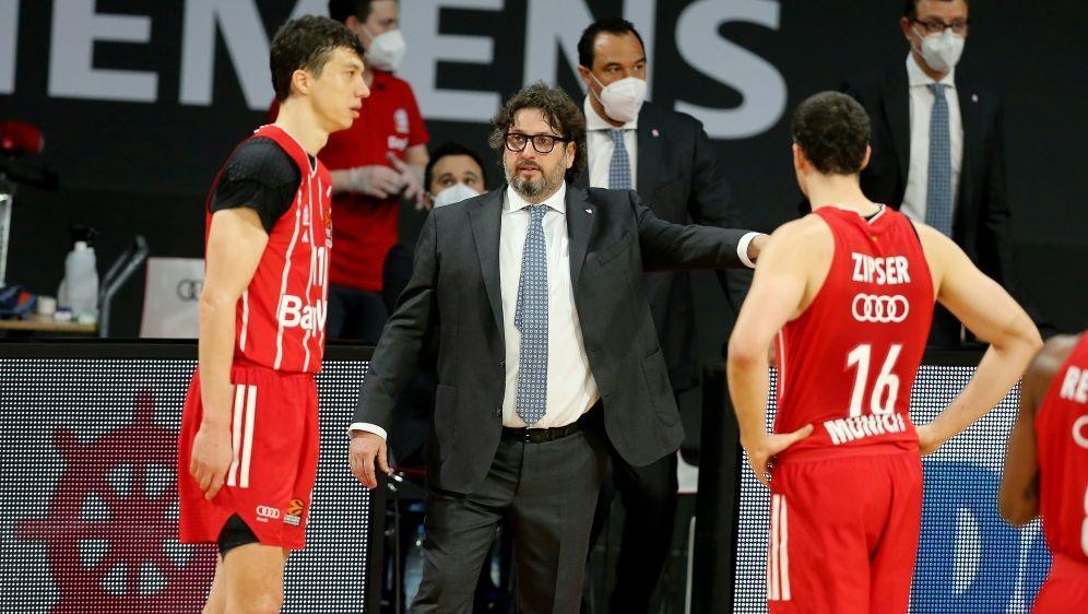 Bayerns Basketballer erhalten A-Lizenz der Euroleague - Bildquelle: FIROFIROSID