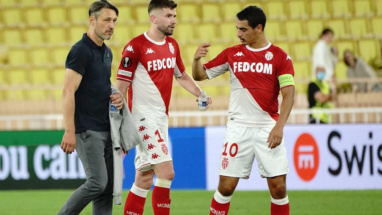 AS Monaco: 6 Spiele, 5 Punkte, 5:9 Tore, Platz 14 - Bildquelle: imago images/PanoramiC