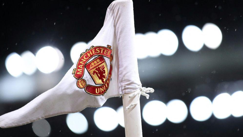 Die Mannschaft von Manchester United trainiert wieder - Bildquelle: AFPPOOLSIDALEX PANTLING