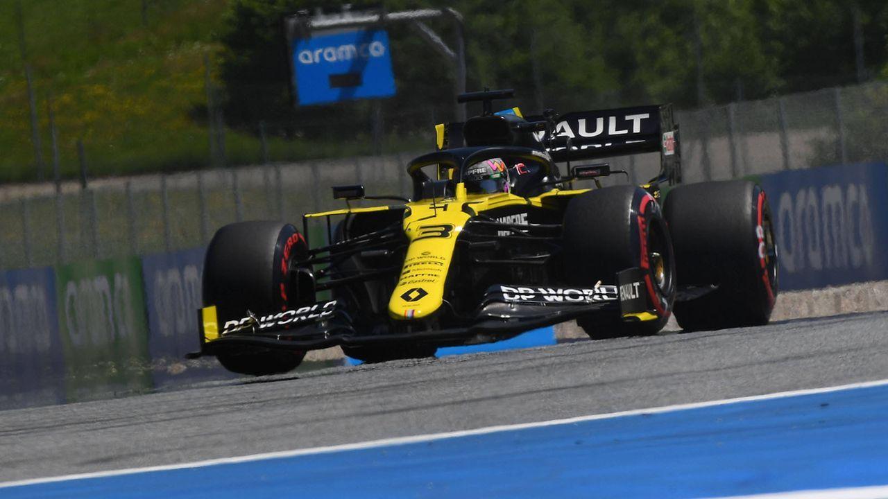 Trotz Enttäuschung: Renault-Piloten bleiben zuversichtlich  - Bildquelle: HOCH ZWEI/Pool/COLOMBO IMAGES