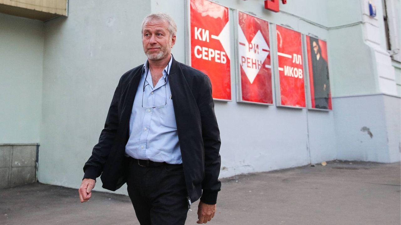 Roman Abramowitsch (FC Chelsea) - Bildquelle: Imago