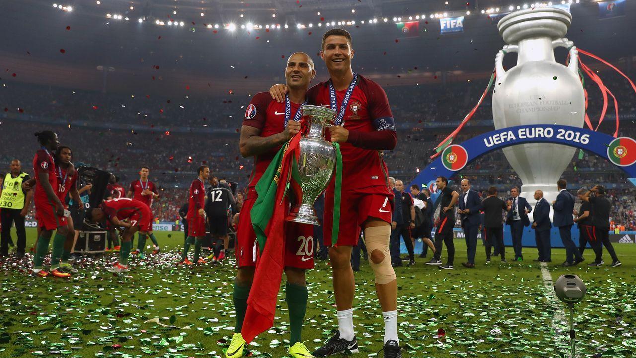 Europameister - Bildquelle: 2016 Getty Images