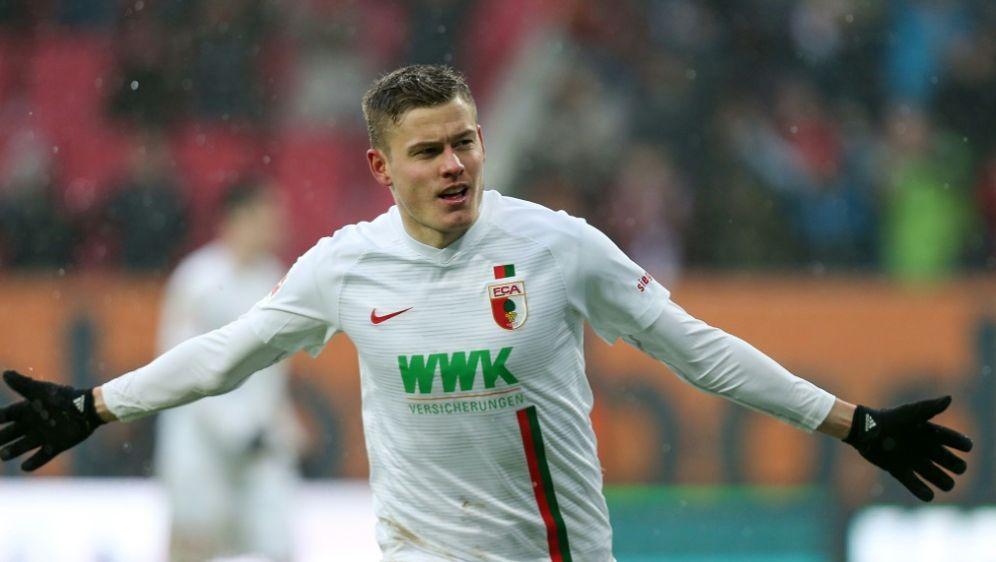 Finnbogason möchte weiter in Augsburg spielen - Bildquelle: PIXATHLONPIXATHLONSID