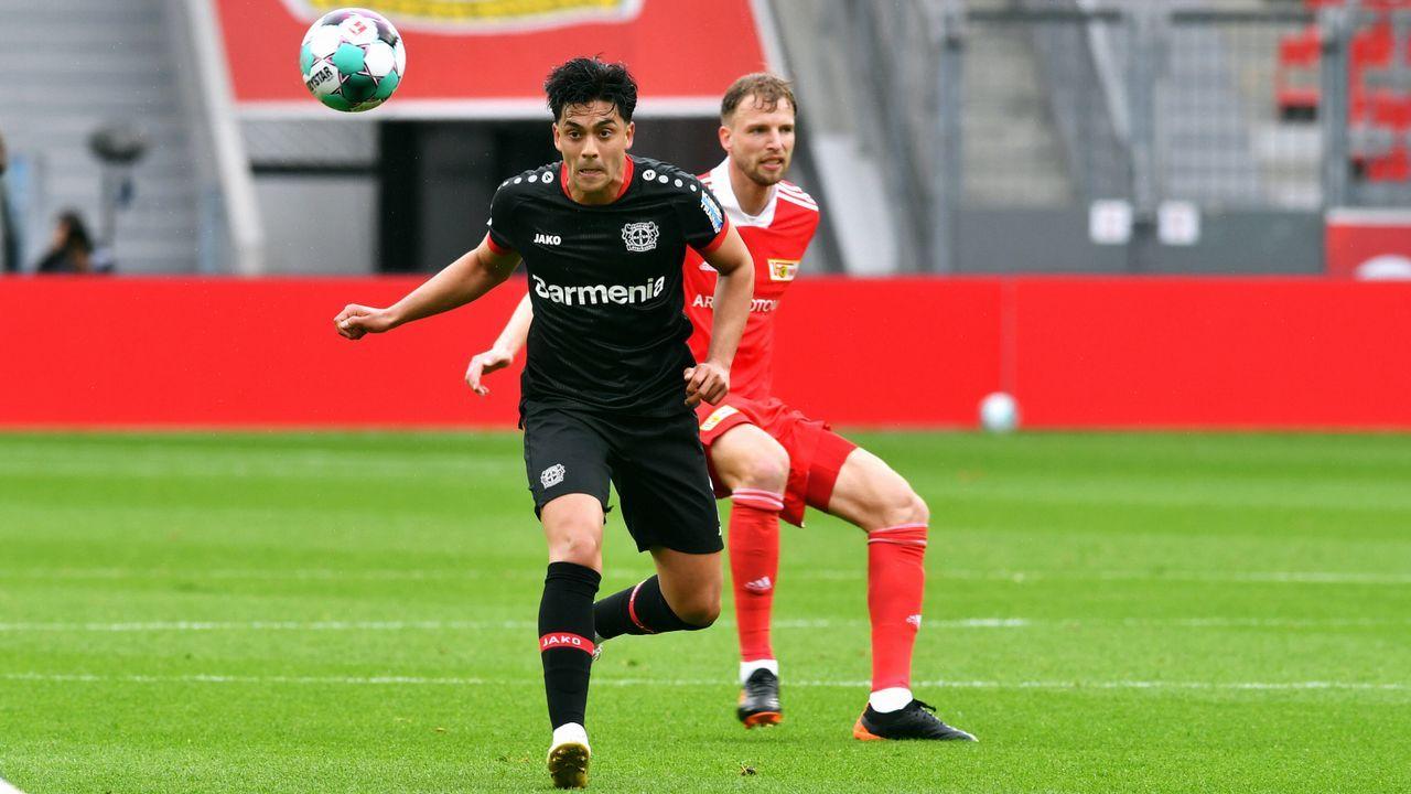 Platz 9 (geteilt): Nadiem Amiri (Bayer 04 Leverkusen)