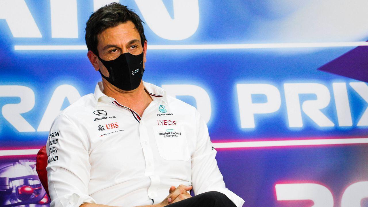 Toto Wolff (Mercedes-AMG Petronas F1 Team) - Bildquelle: imago images