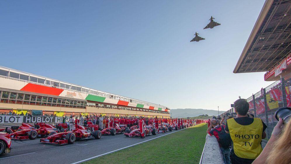 Erstmals überhaupt findet 2020 ein Formel-1-Rennen in Mugello statt - Bildquelle: imago images/ZUMA Press