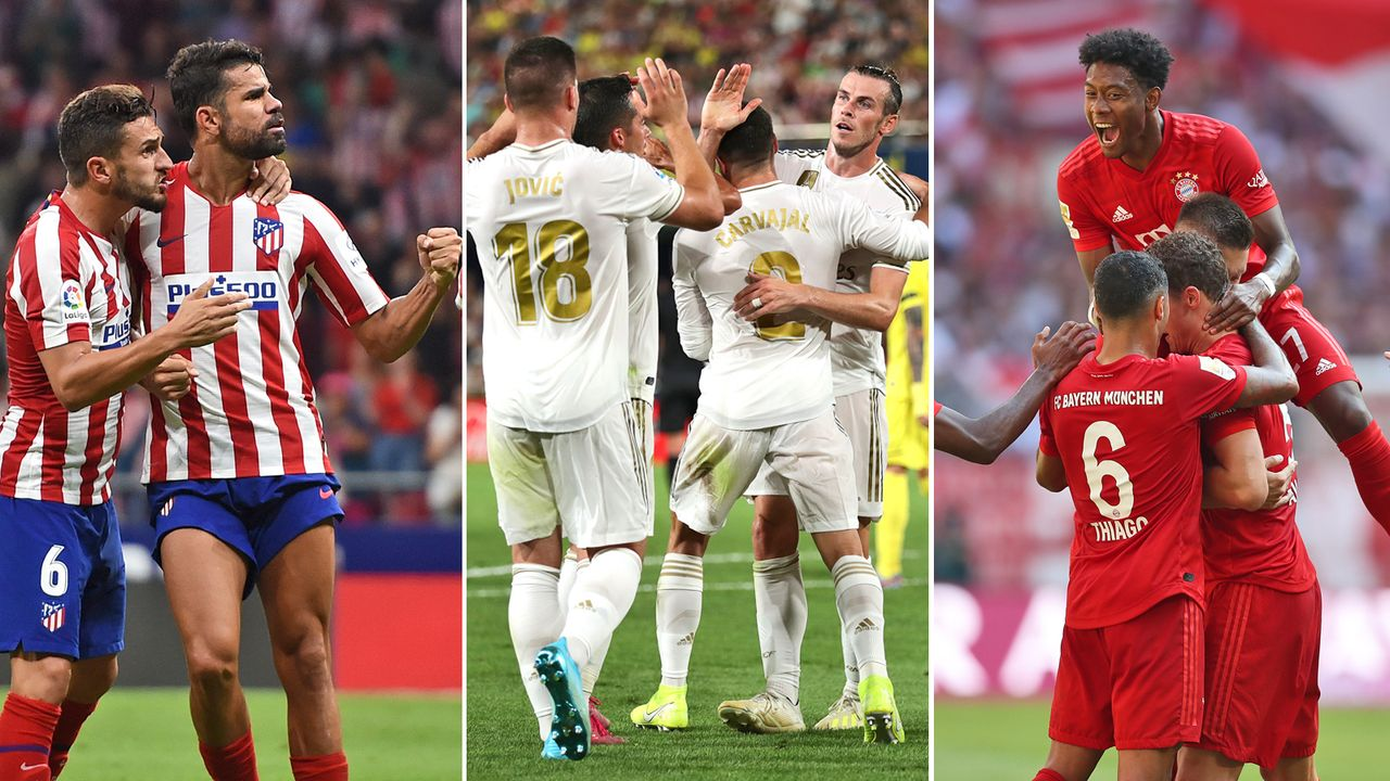 UEFA Fünfjahreswertung: Das Klubranking 2019 - Bildquelle: 2019 Getty images