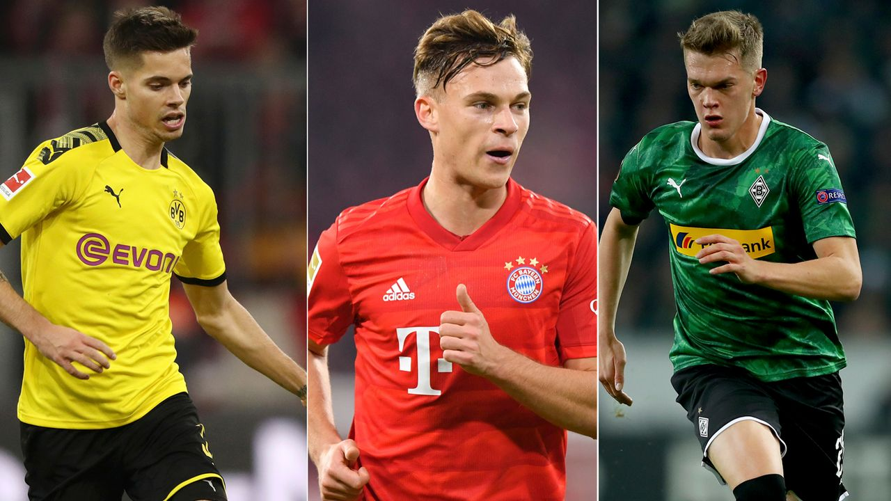 Bundesliga-Saison 2019/20: So viel zahlen die Ausrüster den 18 Klubs - Bildquelle: Getty Images/Imago