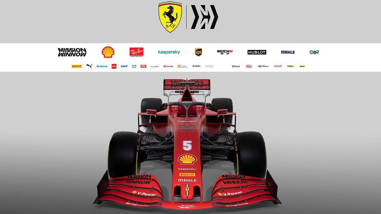 Ferrari SF1000 - Bildquelle: imago images/HochZwei/Syndication
