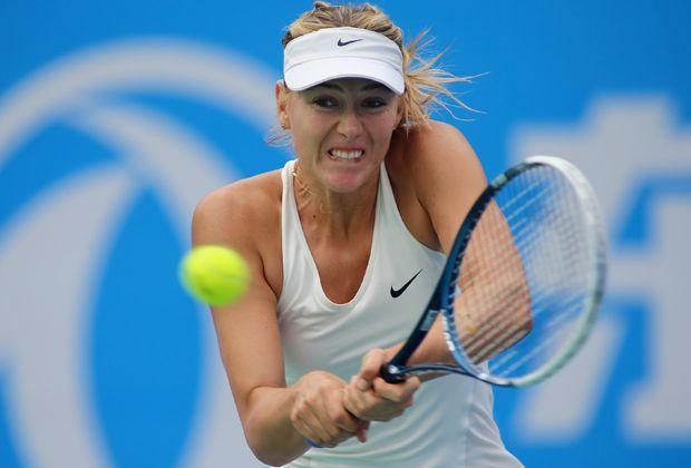 Siegerin der French Open: Maria Scharapowa - Bildquelle: getty