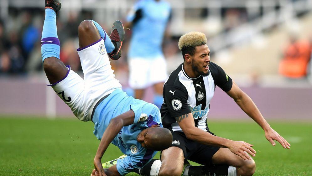 City gelang gegen Newcastle nur ein 2:2-Unentschieden - Bildquelle: Getty Images