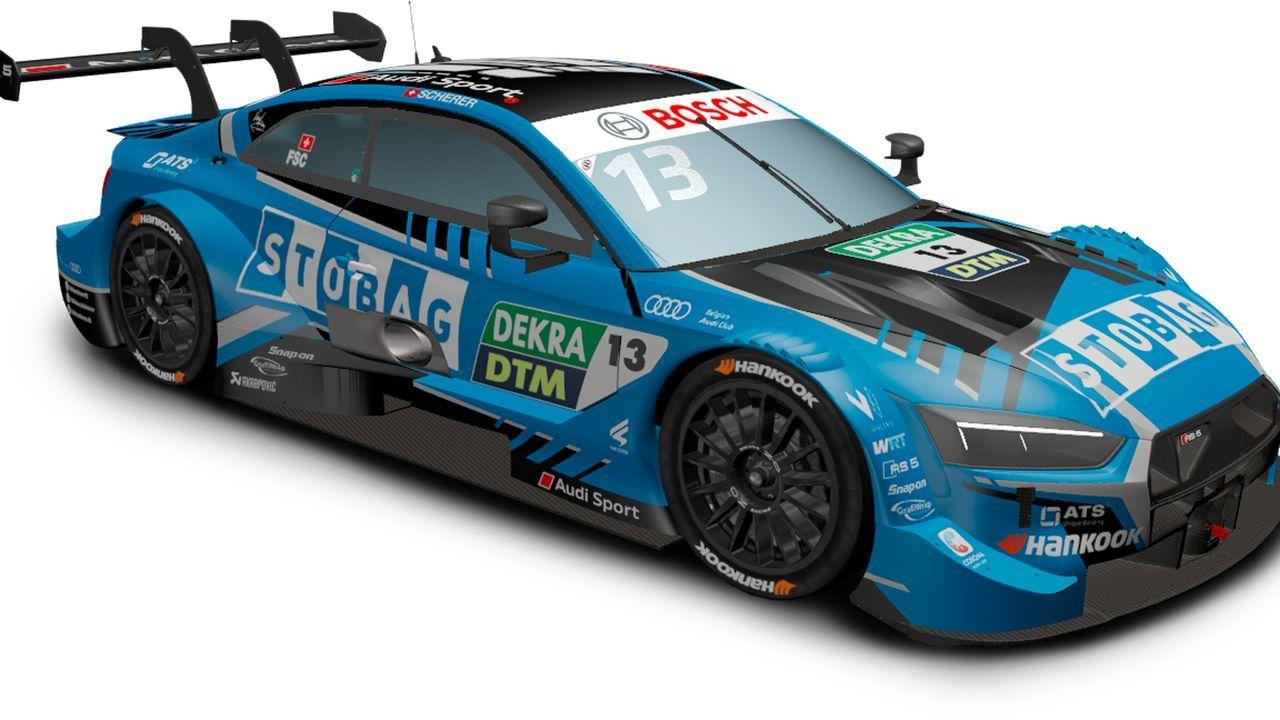 Fabio Scherer (WRT Team Audi Sport) - Bildquelle: DTM