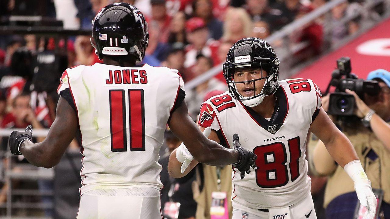 Passing Offense: Atlanta Falcons - Bildquelle: 2019 Getty Images
