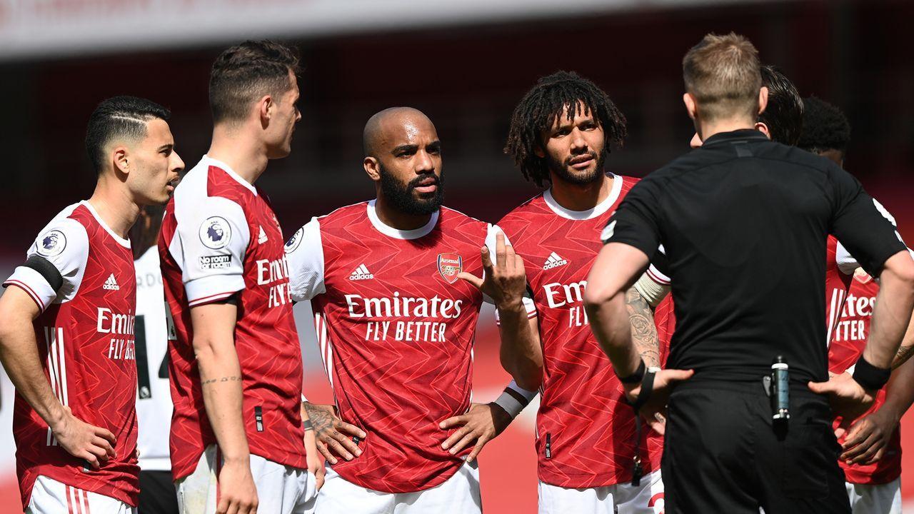 FC Arsenal - Bildquelle: 2021 Getty Images
