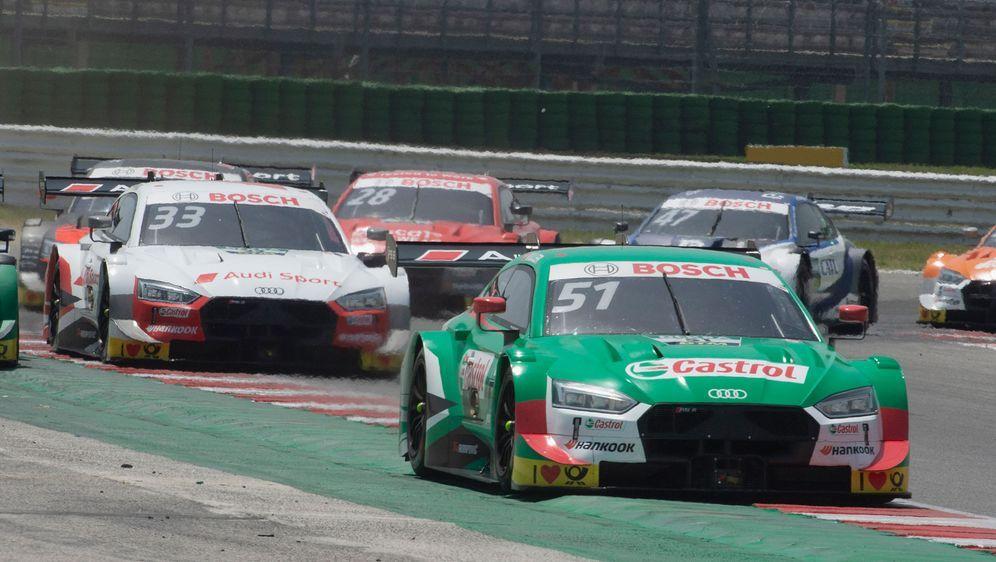 Die DTM steht mit den beiden Rennen im belgischen Zolder vor dem Endspurt. - Bildquelle: Getty Images