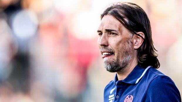 Martin Schmidt (Mainz 05) - Bildquelle: 2015 Getty Images