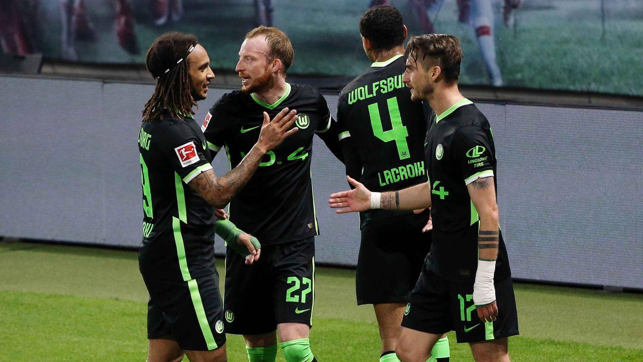 Platz 9: VfL Wolfsburg (8,14 Millionen Euro) - Bildquelle: imago images/Contrast