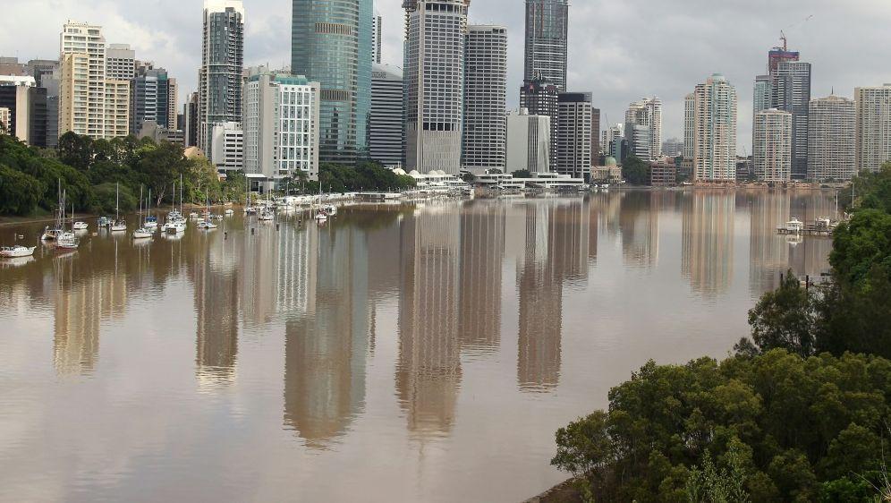 Olympia 2032: Bewerber Queensland macht guten Eindruck - Bildquelle: AFPGETTYIMAGESIDTERTIUS PICKARD