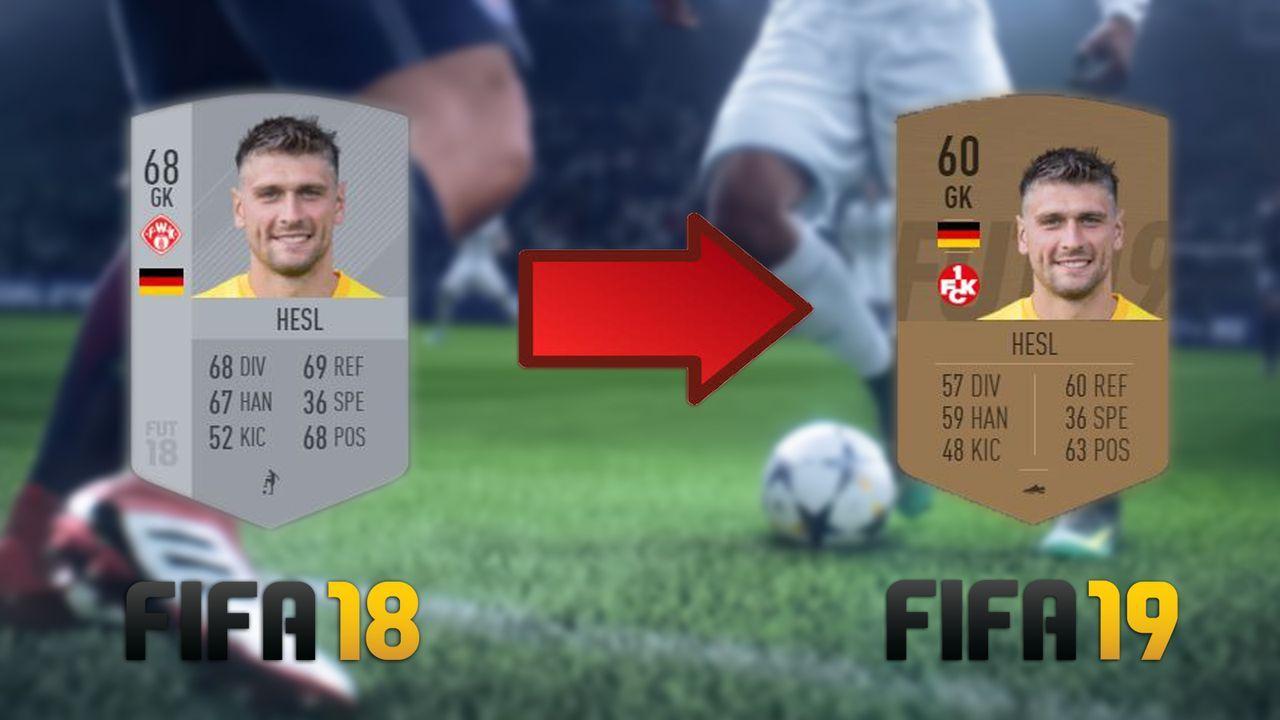 Wolfgang Hesl - Rating -8 - Bildquelle: EA Sports / Futhead