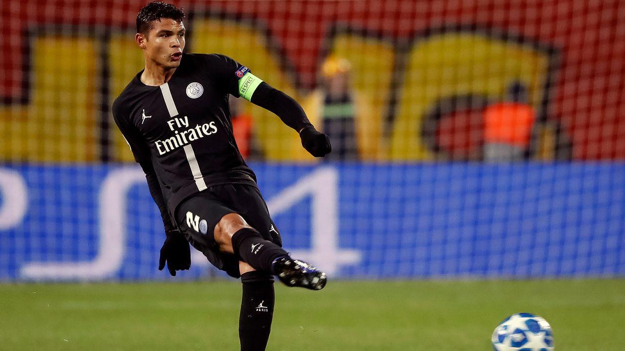 Paris St. Germain (Ligue 1/Frankreich) - Bildquelle: 2018 Getty Images