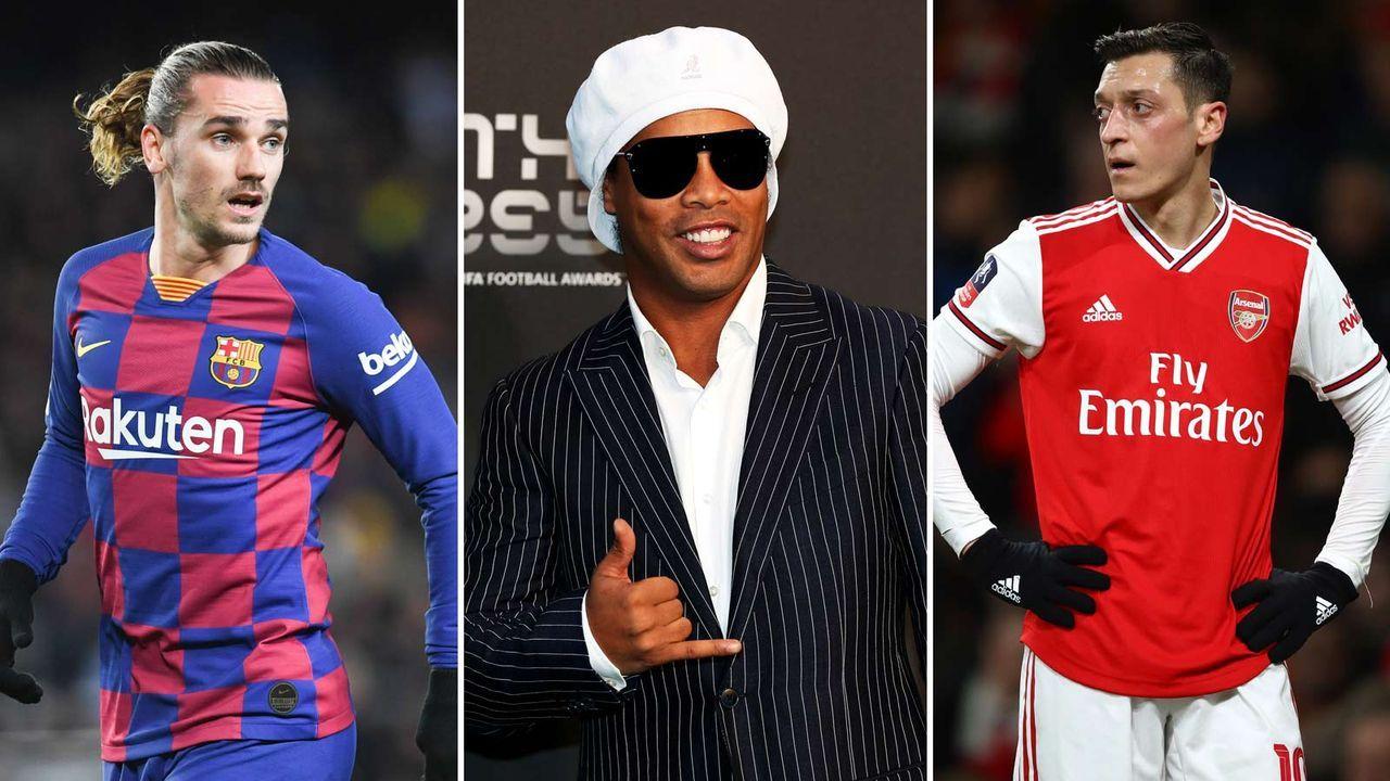 Diese Fußball-Stars haben in eSport investiert - Bildquelle: Getty / Imago