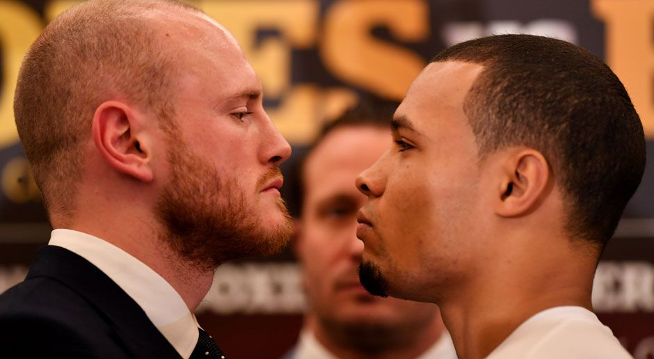 George Groves vs Chris Eubank jr. - Bildquelle: 2017 Getty Images