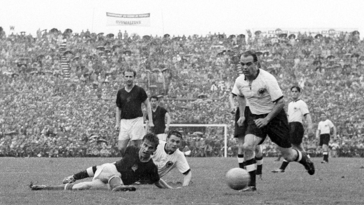WM 1954 - Bildquelle: imago images/Ferdi Hartung