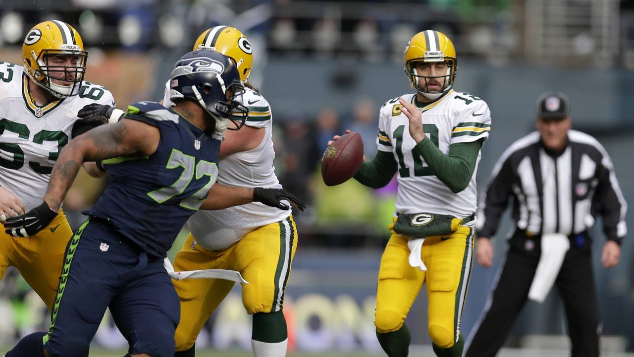 MVP 2014: Aaron Rodgers (Green Bay Packers) - Bildquelle: Imago