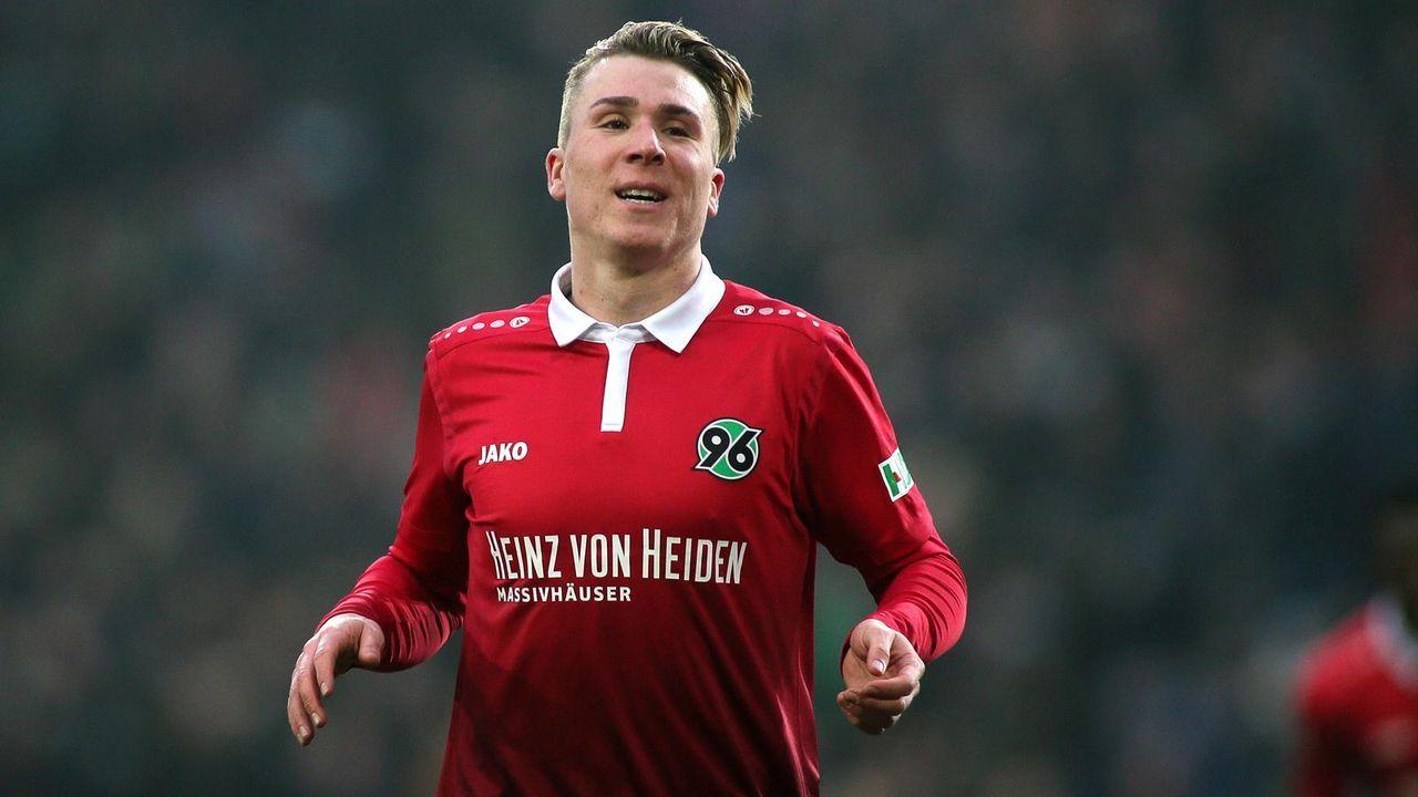 Felix Klaus (Zugang VfL Wolfsburg) - Bildquelle: 2018 Getty Images