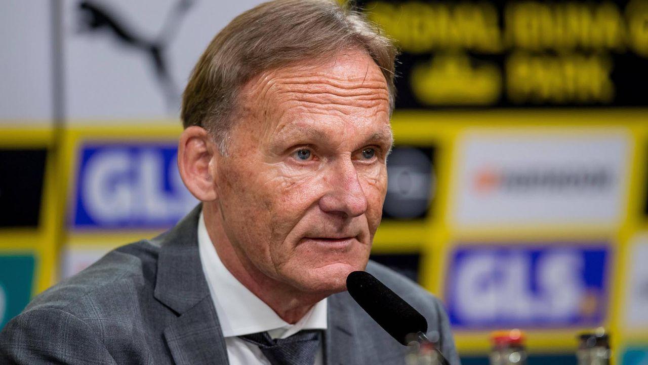 Hans-Joachim Watzke (Geschäftsführer Borussia Dortmund) - Bildquelle: Borussia Dortmund GmbH & Co. KGaARheinlanddamm 207-20944137 Dortmund
