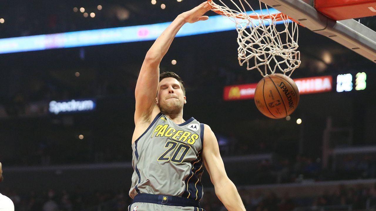 Platz 20: Indiana Pacers - Bildquelle: imago