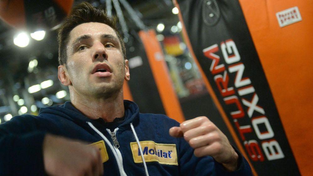 Der ehemalige Box-Weltmeister Felix Sturm - Bildquelle: AFPSIDPATRIK STOLLARZ