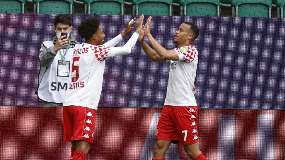 Der FSV gewinnt gegen den FC Genua mit 3:2 - Bildquelle: AFPSIDODD ANDERSEN