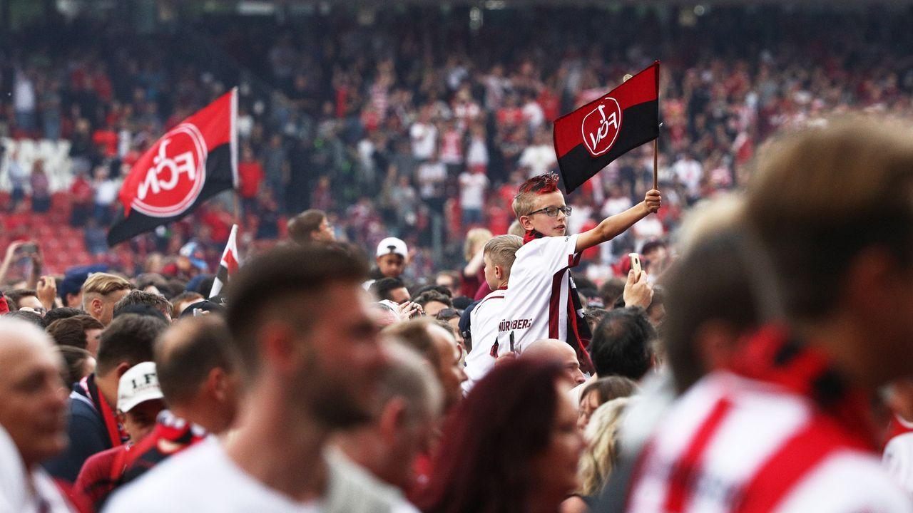 1. FC Nürnberg - Bildquelle: 2018 Getty Images