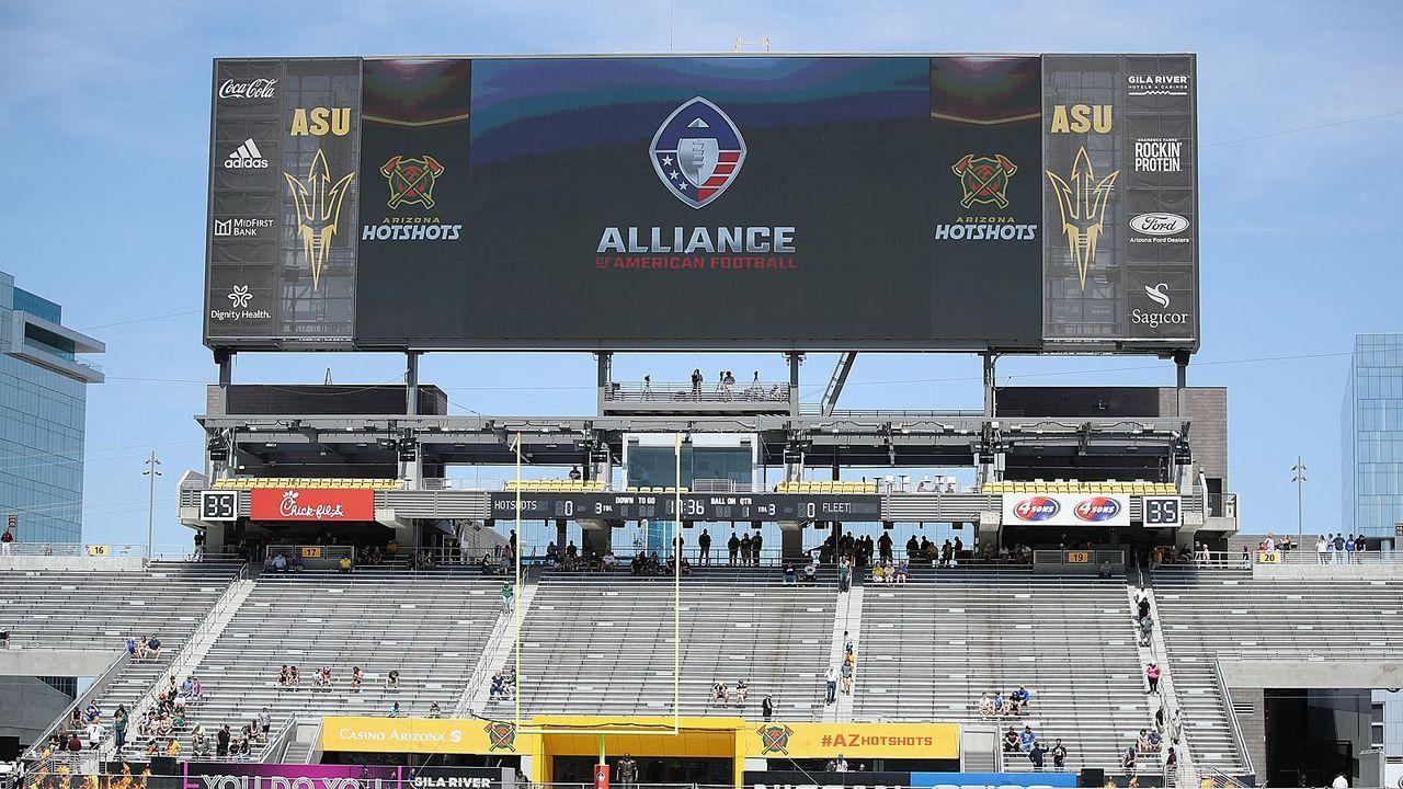 Alliance of American Football - Ausbildungsliga für die NFL - Bildquelle: Getty Images
