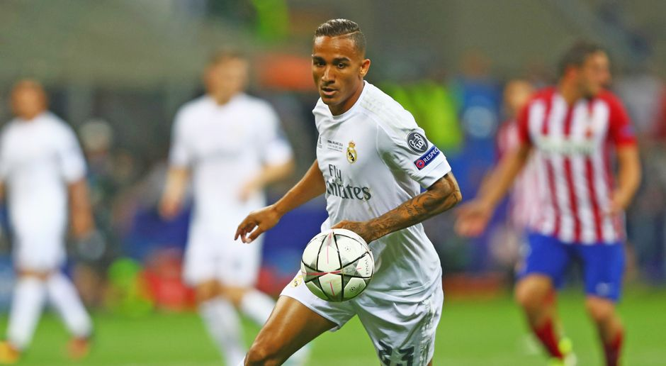 Danilo (Real Madrid) - Bildquelle: 2016 Getty Images