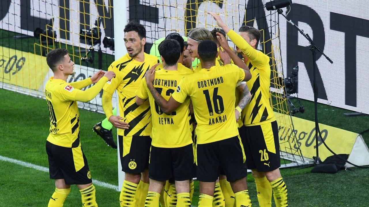Die BVB-Stars gegen Union in der Einzelkritik - Bildquelle: Imago Images