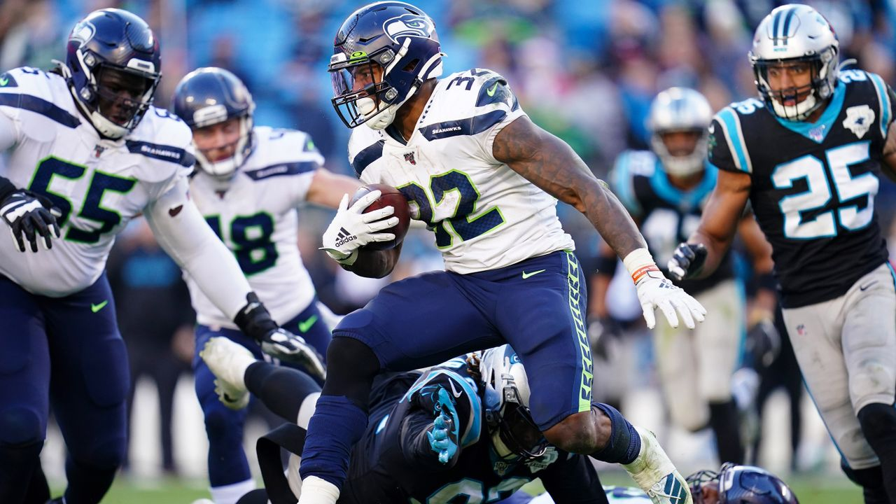 NFC Divisional Round: #1 Seattle Seahawks (Vorwoche #5)  - Bildquelle: 2019 Getty Images