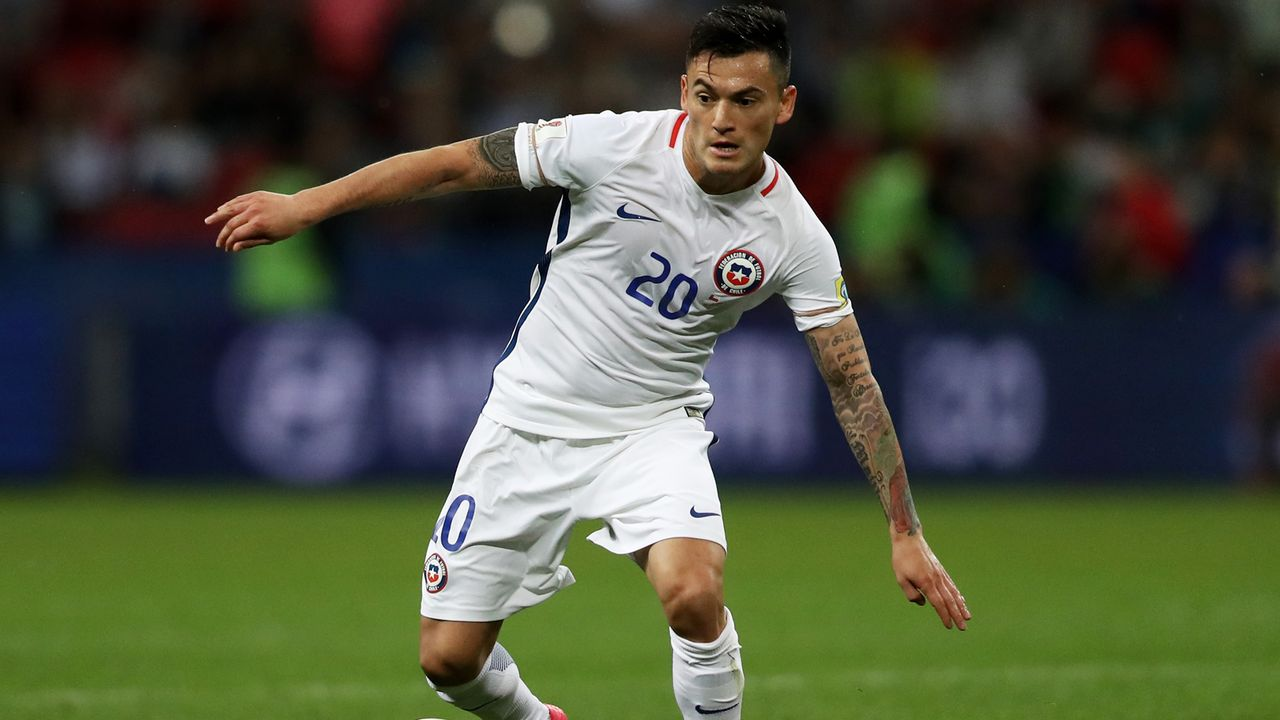 Charles Aranguiz (Bayer 04 Leverkusen und Chile) - Bildquelle: 2017 Getty Images