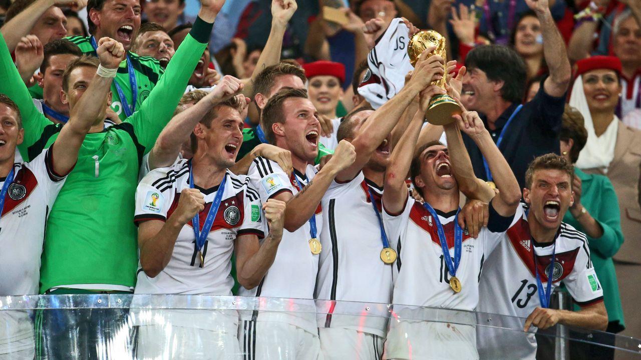 Unser WM-Titel 2014 - Bildquelle: Imago